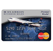 us airways mastercard