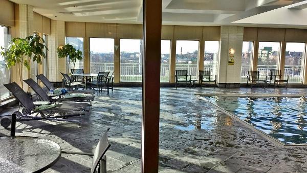 Hyatt Regency Philadelphia Penn 39 S Landing Review Heels First Travel