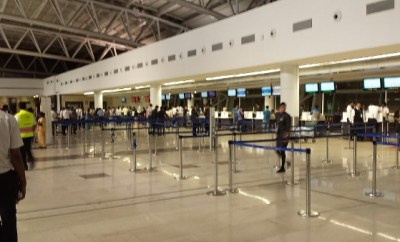 Chennai Airport International Check in Counters