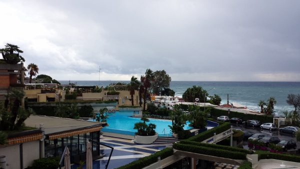 Sheraton Catania Hotel & Conference Center King Rainy Sea View