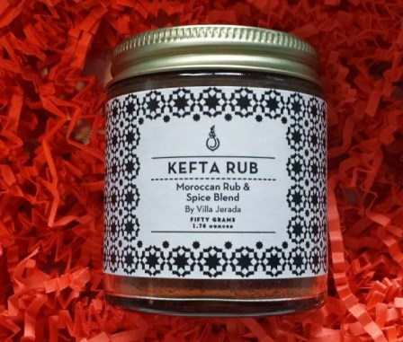 Try the World Review Marrakesh Box Kefta rub