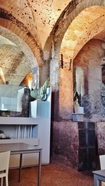 Zash Country Boutique Hotel Sicily Restaurant Wine Press