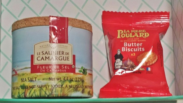 Try the World Paris Box salt mystery treat