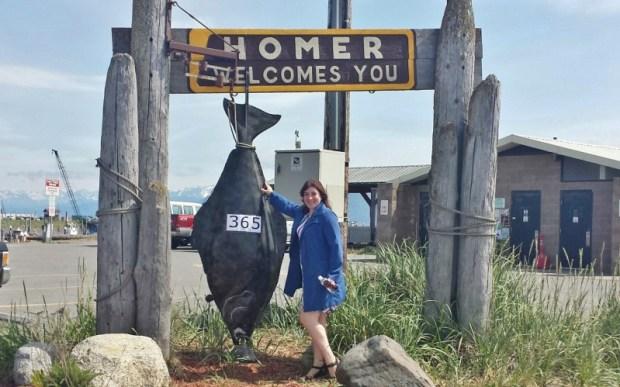 Welcome to homer spit alaska Keri