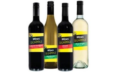free copy wine for dummies