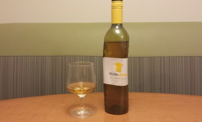 Yellow Jersey wine review sauvignon blanc