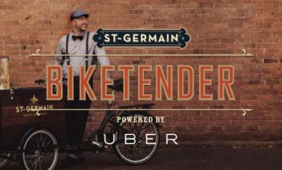 uber seattle biketender