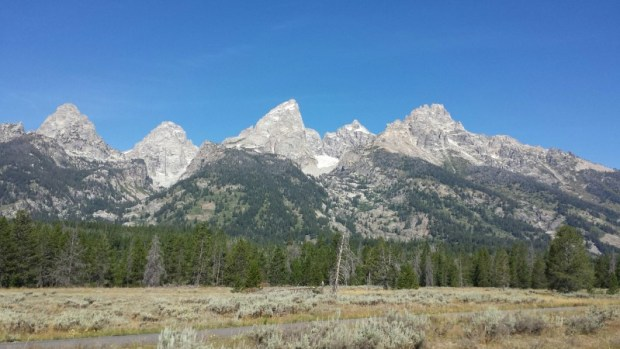 Grand Teton National Park Wyoming admission