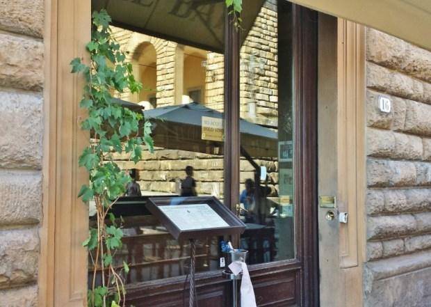 Pitti Gallo e Cantina Enoteca Florence Italy Exterior