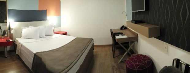 Tryp Wyndham GRU Airport Hotel king room