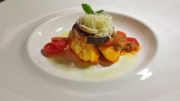 Zash Country Boutique Hotel Restaurant Tasting Menu Fresh ricotta gnocchi