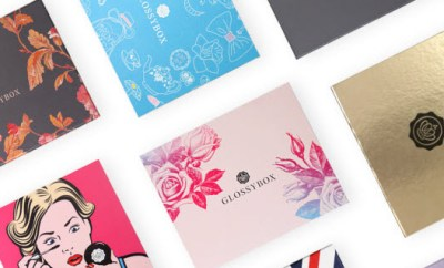 glossybox limited edition boxes