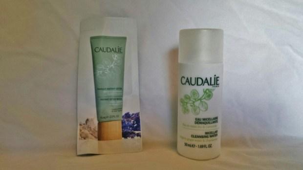 2015 october birchbox reviews Caudalie