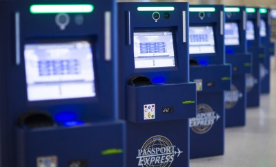 APC and Global Entry Kiosks _ U.S. Customs and Border Protection photo credit James Tourtellotte
