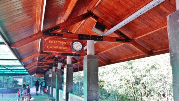 Iguazu Falls cataratas Station