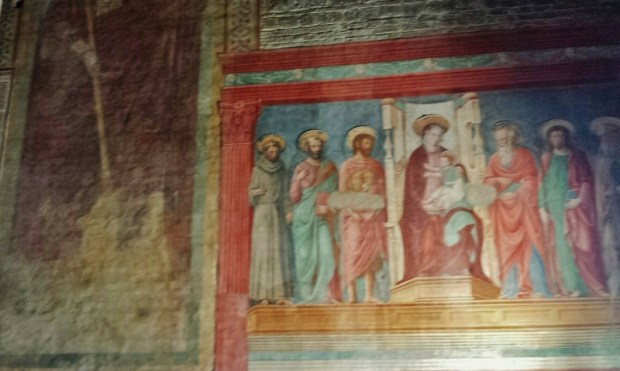 things to do in florence san miniato al monte paintings