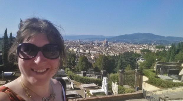 things to do in florence san miniato al monte view Keri
