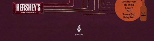 vivino halloween candy wine pairing 3