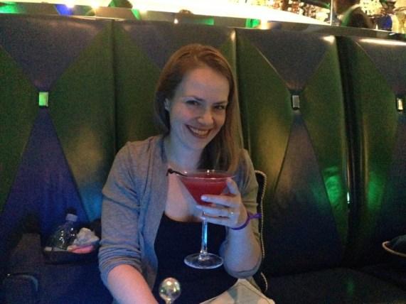 Denise Cocktails in Burj Al Arab