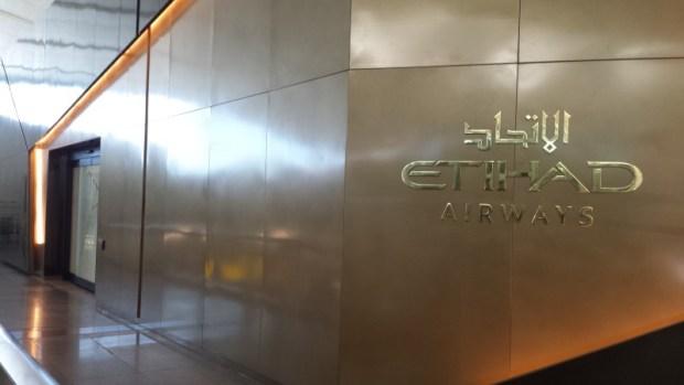 Etihad lounge jfk opening exterior