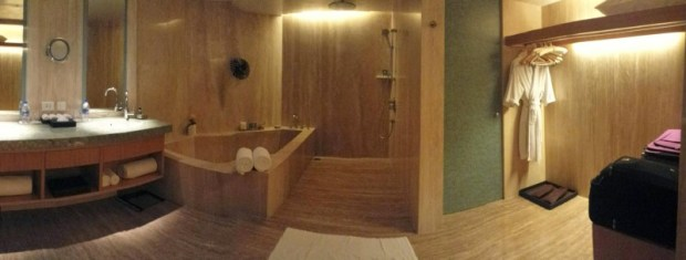 Park Hyatt Chennai Hotels Park Executive Suite bathroom