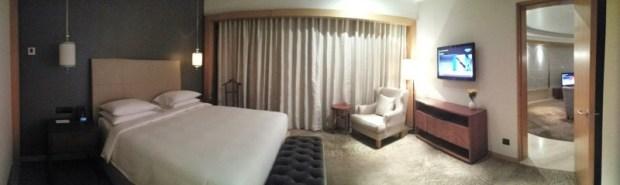 Park Hyatt Chennai Hotels Park Executive Suite bedroom