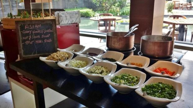 Park Hyatt Chennai hotels Flying Elephant lunch Asian