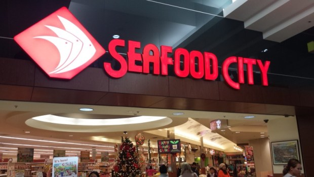 Seafood City Fillipino Food Southcenter Mall Seattle