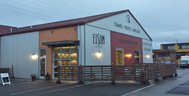 elsom cellars seattle sodo tasting room