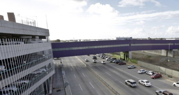 Cross Border Express Tijuana Airport San Diego credit AP