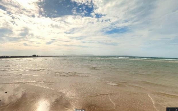 Main Beach Byron Bay Google Street View