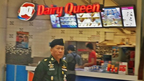 Chiang Mai Airport Dairy Queen