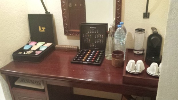 al maha resort dubai bedoin suite inroom coffee tea