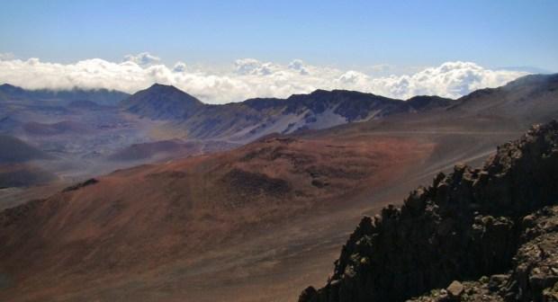 haleakala crater maui