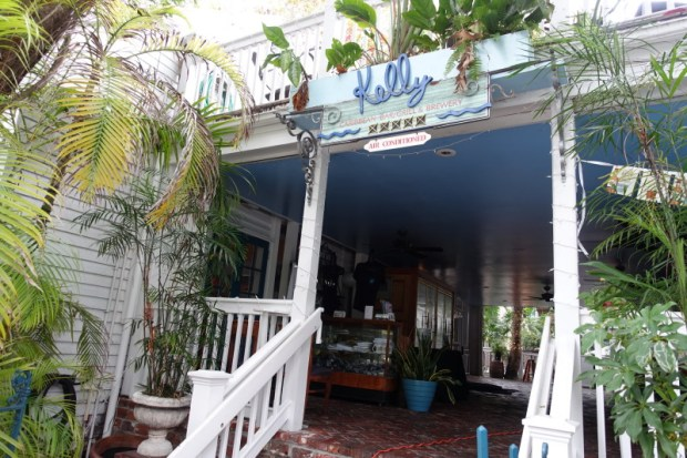 kelly's bar grill key west florida