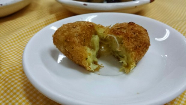 O Santos Portuguese Restaurant Macau codfish balls