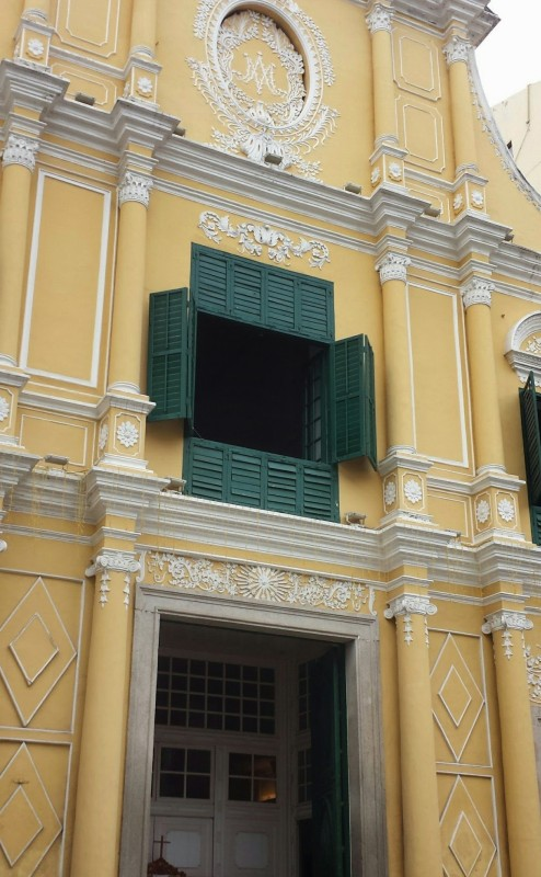 Saint Dominic's Church Macau