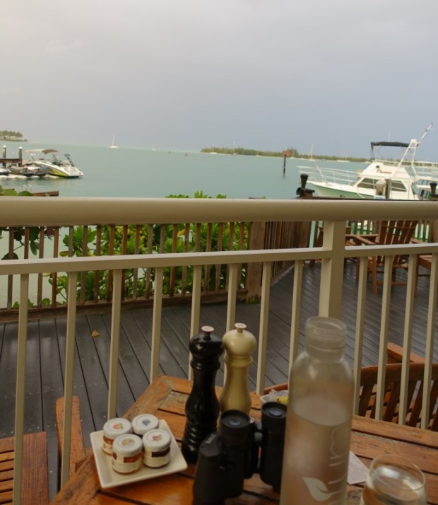 hyatt key west outdoor dining breakfast