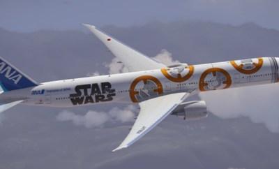 ana bb8 plane giveaway