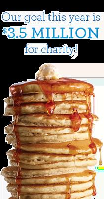 national pancake day ihop short stack
