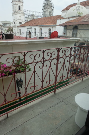 Panama City Hotels Tantalo kitchen rooftop love ouch private balcony