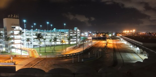 San Juan Airport Hotel Review window