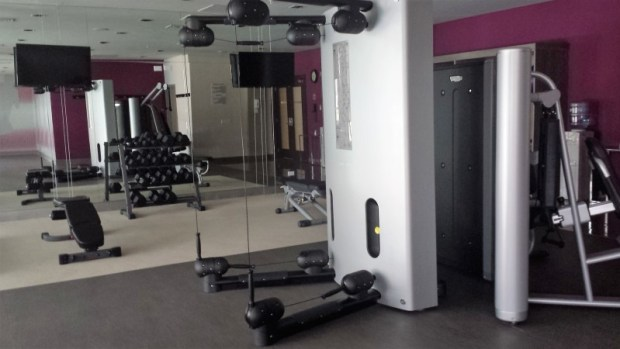 Crowne Plaza Panama Airport Hotel gym options