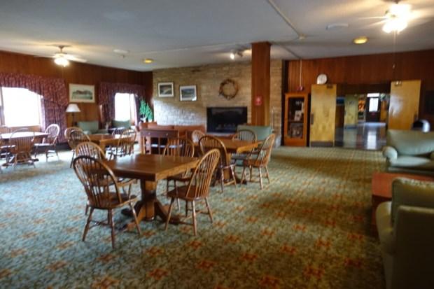 blackwater falls lodge lounge