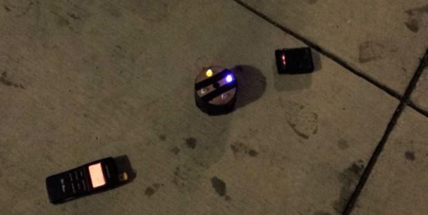 ghost tour emf detectors