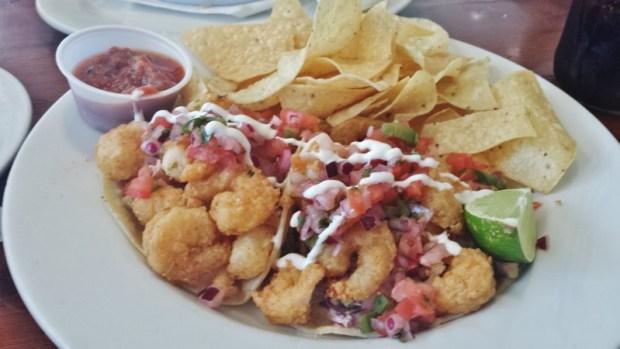 the hangout bar & grill seal beach restaurants shrimp tacos