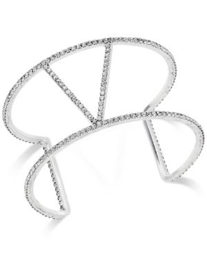 INC International Concepts Pavé V Style Cuff Bracelet <$15
