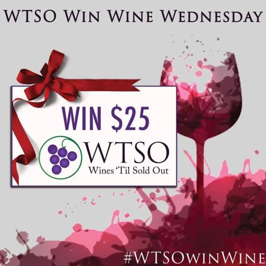 WTSO Wine Wednesday