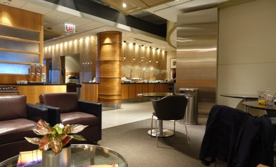 american airlines flagship lounge chicago seating