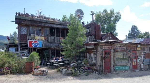 Idaho City Sluice Box